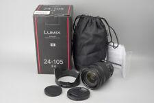 *Mint* Panasonic LUMIX S 24-105mm f/4 F4 Macro O.I.S. Lens for L Mount