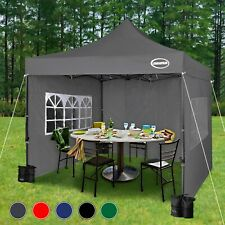More details for maximus heavy duty gazebo 3x3m pop up gazebo market stall marquee weight bags ws