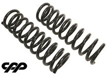 """1967-72 CHEVY CHEVELLE 1.5"""" INCH DROP FRONT COIL SPRINGS"""