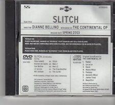 (FR466) Slitch Music, Film + Soundtrack - 2003 Promotional DVDr/CDr