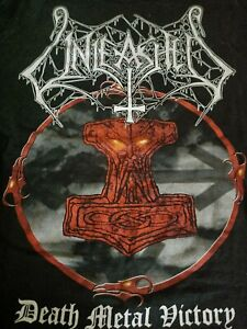 Unleashed Shirt Dismember, Entombed, Hypocrisy, Edge of Sanity