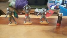 Cherilea Swoppet Knights Toy Soldiers.