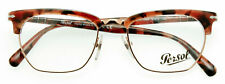 PERSOL RX Eyeglass Tailoring Edition Frame PO3196V 1069  Rose Red Tortoise 51mm