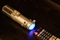 STAR WARS IR Remote Control Luke Skywalker Lightsaber [Takara TOMY Japan] Saber