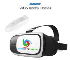 Google Cardboard 2nd Gen. VR Box Virtual Reality 3D Glasses Bluetooth Control