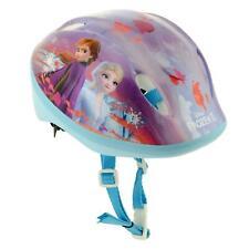 Disney Frozen 2 Safety Helmet Girls  3 + Years Head Size 48cm - 54cm