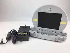 PSONE Pantalla LCD (USADO nonpack) + PSONE Auto Adaptador AC Power Supply Cable