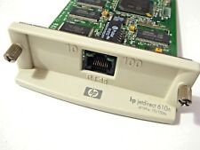 HP Jetdirect 610N Ethernet Print Server J4169A w/ 3 Month Warranty RTB USED