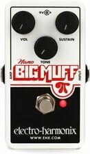 Electro-Harmonix Nano Big Muff Distortion Guitar Effect Pedal
