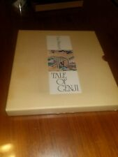 The Tale of Genji By Tosa Mitsunori Accordion Style Folded Book free shipping