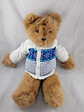 "Prestige Toy Bear Plush 21"" 1988  Korea"
