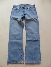 Levi's 507 Bootcut Jeans Hose, W 32 /L 32, light Vintage Denim, KULT Waschung !