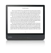 "KOBO FORMA 8"" DIGITAL TOUCHSCREEN 8GB EREADER EBOOK WATER PROOF"