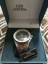 Festina Registered Collection Men's Biking Wristwatch F16611.