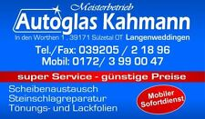 Kfz-Frontscheiben mit Einbau für BMW 3er