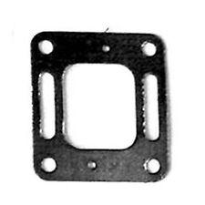 NIB Mercruiser V6 V8 Gasket Restrictor w/Center Rise 27-863724 18-0897 30240