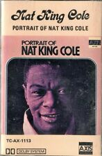 Portrait Of Nat King Cole - Nat King Cole : Cassette Tape