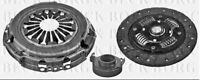 BORG & BECK CLUTCH KIT 3 IN 1 FOR HONDA HATCHBACK JAZZ 1.2 57 78