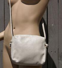 Pre-Owned BOTTEGA VENETA Light Tan Marco Polo Leather Cross Body Handbag