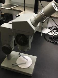 carl zeiss stereomikroskop