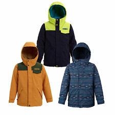 Burton desenterrados Jacket niños-snowboardjacke mtex invierno chaqueta función chaqueta