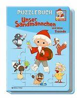 Puzzlebuch Unser Sandmännchen von Edition Trötsch | Buch | Zustand gut