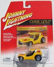 JOHNNY LIGHTNING R18 CLASSIC GOLD TOM DANIEL'S LI'L VAN DUNN BUGGY