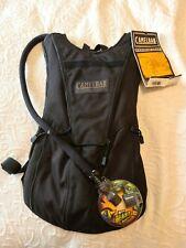 Viper 102 oz bladder Camelbak Maximum Gear Cordura Hydration Pack Bag BLACK GUC