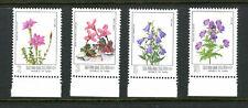 CHINA (TAIWAN) 2423-26, 1984 PLANTS,  MNH   (CHI009)
