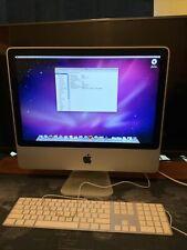 """Apple iMac A1224 20"""" Desktop - MB323LL/A (Early, 2008)"""