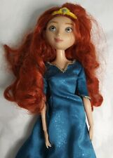 Disney Brave Merida Doll Figure Toy Articulated Jointed