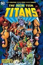 New Teen Titans Vol. 2 Omnibus New Edition by Marv Wolfman Hardcover