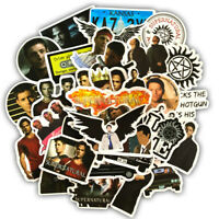 50pcs Skateboard Stickers bomb Vinyl Laptop Luggage Supernatural Sticker