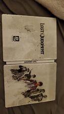 Lost Judgement Steelbook  NO GAME