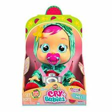 Babypuppe  Cry Babies 93805 Spielpuppe Kinderspielzeug Schnuller bunt B-Ware