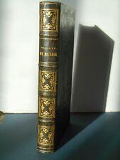 Barthelemy . HISTOIRE DE RUSSIE . Reliure romantique .1856.