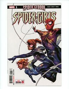 Spider-Girls #1, NM+, 2018