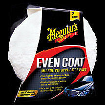 Meguiars #X3080 Even Coat Microfiber Applicator Pads