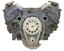 5.7 Chevy Vortec Marine Long Block Engine with 24 Month Warranty