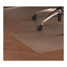 Floortex Cleartex Ultimat Polycarbonate Chair Mat for Hard Floors 48 x 60 Clear