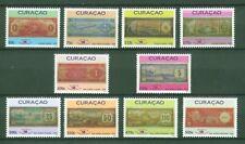 Curacao 2011 - historische Banknoten Geldscheine - Antillen Gulden - Nr. 28-37