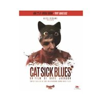 Cat sick blues - SPECIAL NEW EDITION: BLURAY + Bonus disc (Spasmo Video) Nuovo