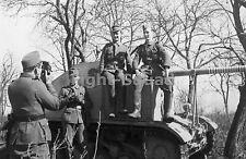 WW2 Picture Photo Spring 1943 Marder II tank destroyer Kohlenklau in Russia 1781