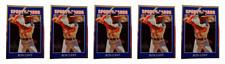 (5) 1992 Sports Cards #58 Ron Gant Baseball Card Lot Atlanta Braves