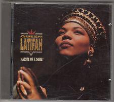 QUEEN LATIFAH - nature of a sista CD