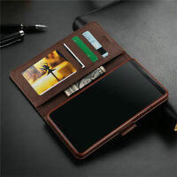 For Huawei Mate 10 20 P20 Pro Lite Magnetic Leather Flip Stand Wallet Case Cover