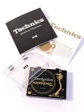 Technics Miniature Collection - Platine SL-1200GLD - Neuf