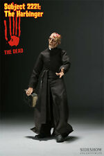 1/6 scale Figure Subject 2221 Priest Harbinger Sideshow The Dead