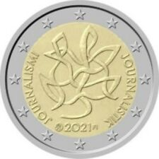 Finland 2021 - 2 euro - Journalistiek - UNC
