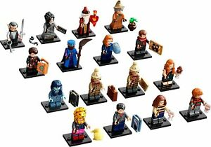 LEGO Harry Potter Series 2 - Choose your RE SEALED CMF figure or the set 71028